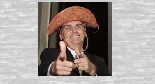 Essa é pelo menos a quarta vez que o governo Bolsonaro recua ou nega uma relação institucional mais próxima com a região. Fotos: Reprodução Facebook