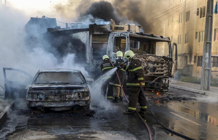 Foto: Alex GOMES / O Povo / AFP