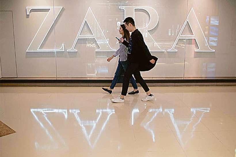 Grande parcela de produção própria da marca mantida na Europa, Ásia e África também torna melhores os preços frente ao Brasil. Foto: Nicolas Asfouri/AFP