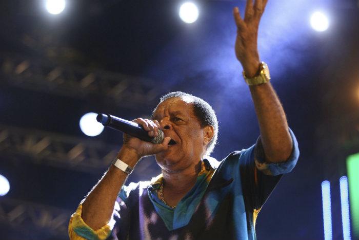 Belo Xis apresentou para o Recife o Dia Nacional do Samba, que marca o 2 de dezembro na capital. Foto: Peu Ricardo/Divulgação