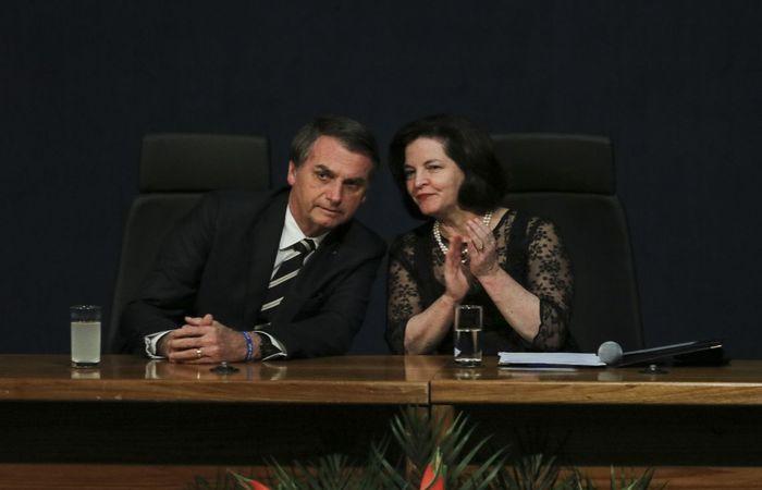 Mandato da atual procuradora-geral da República termina em setembro, quando o presidente Jair Bolsonaro indica novo chefe do MP (Foto: Wilson Dias/Agência Brasil)