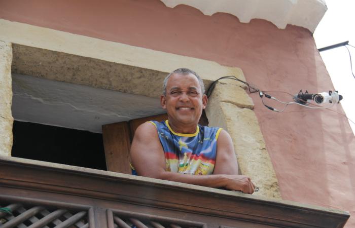 A produção do evento é do carnavalesco Sívio Botelho, pai dos Bonecos Gigantes de Olinda. Foto: Karina Morais/Esp.DP