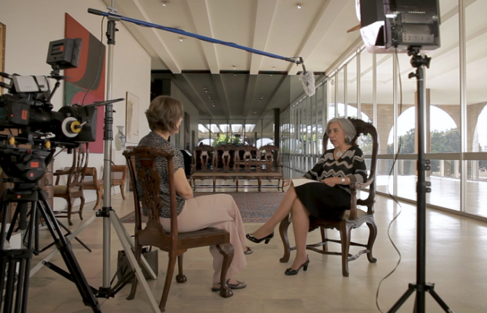 Obra foi produzid pelo Grupo de Mulheres Diplomatas em parceria com a Argonautas Filmes. Foto: Divulgação