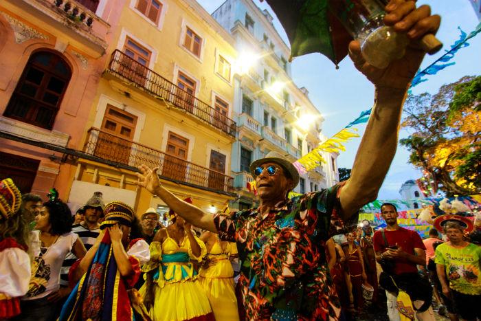 Os blocos poderão ter autorização para sair no período pré-carnavalesco, durante e após o carnaval. Foto: Thalyta Tavares/Esp.DP.