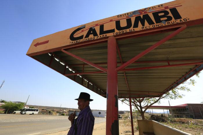 Calumbi foi um dos municípios sertanejos sem registro de homicídios em 2018. Foto: Alcione Ferreira/arquivo/DP