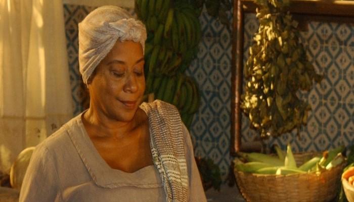Na televisão, a cantora e atriz participou de novelas como Roque Santeiro, Sinha Moça e Cabocla. Foto: Reprodução/TV Globo