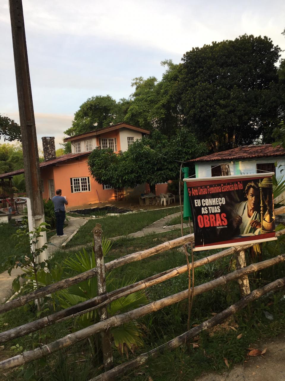 Vítimas eram torturadas em um suposto centro de tratamento para dependentes químicos. Foto: Divulgação Polícia Civil.  (Foto: Divulgação Polícia Civil. )