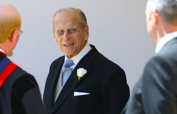 Philip, de 97 anos, se aposentou da vida pública - Foto: Gareth Fuller/ POOL/AFP