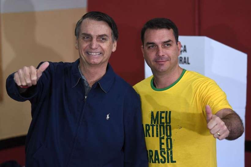 O pedido de Flávio Bolsonaro ocorreu após o MP-RJ solicitar ao Coaf informações sobre movimentações dele. Foto: AFP / Mauro PIMENTEL