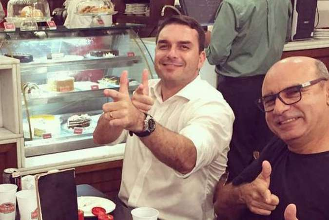 Queiroz é ex-assessor de Flávio Bolsonaro (PSL). Foto: Instagram/Reprodução