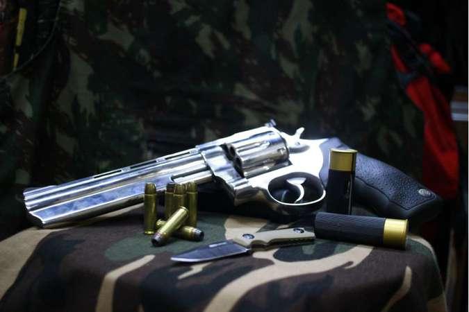 Com libera��o da posse de arma, empresas buscam um mercado de R$ 12 bilh�es