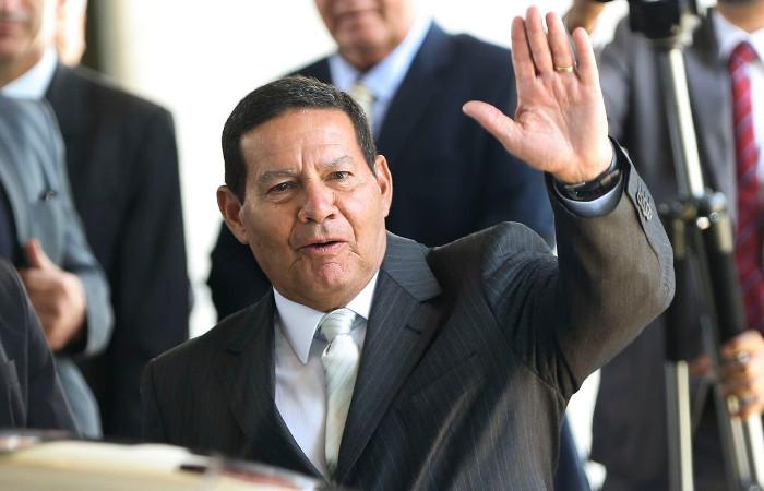 Mour�o: Bolsonaro mostrar� em Davos que n�o � '�tila, o Huno'.