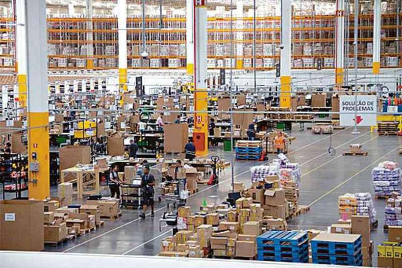 Desde a 0h de desta terça-feira (22/1) a Amazon passou a ter também,uma loja de cuidados pessoais, outra com itens para bebês e uma loja de brinquedos. Foto: Júlio Vilela/Divulgação