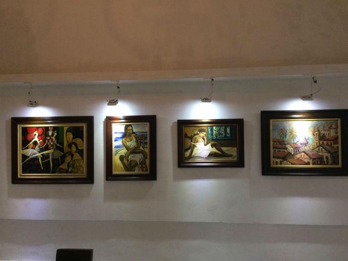 Exposição será a primeira de uma série. Foto: Villa Ritinha/Divulgação.