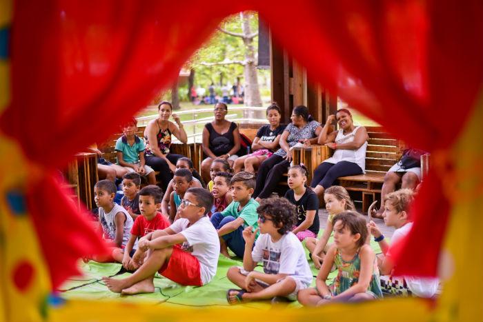 Jardim Botânico do Recife e Econúcleo Jaqueira recebem atividades gratuitas para crianças. Foto: Daniel Tavares/PCR.