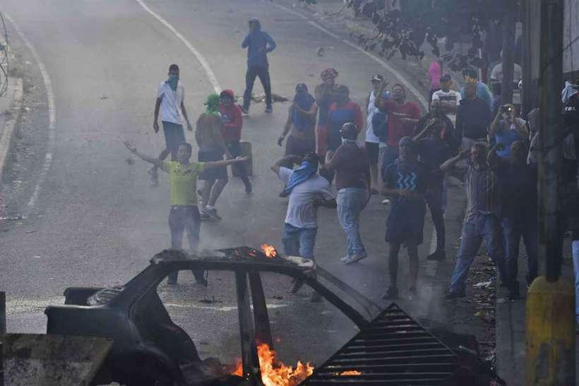 Especialista conta com lealdade das Forças Armadas a Maduro. Foto: Yuri Cortez / AFP