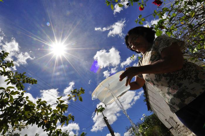 As justificativas para a decisão listadas no decreto são prejuízos no setor de agropecuária da região. Foto: Annaclarice Almeida/DP.