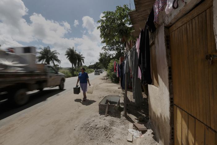 Rurópolis, em Ipojuca, era área de atuação do homem que foi preso. Crédito: Teresa Maia/DP/D.A Press