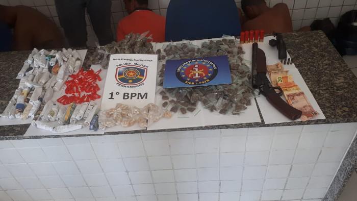 Crédito: Polícia Militar/Divulgação