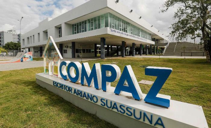 Compaz Ariano Suassuna. Foto: Andrea Rego Barros / PCR