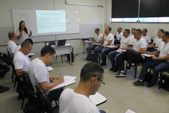 Estudantes participaram de várias aulas. Foto: Divulgação/Prefeitura de Garanhuns