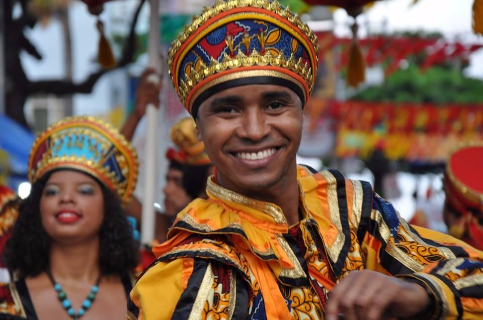 O Maracatu Nação Pernambuco está entre as atrações do evento. Foto: Reprodução/Facebook