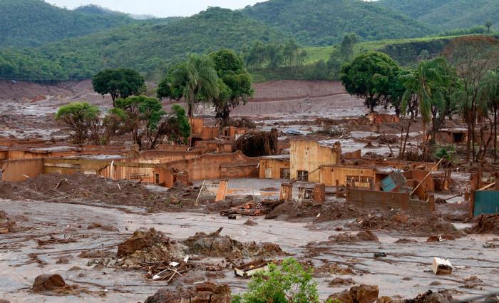 Tragédia em Mariana comoveu o Brasil Foto: Rogério Alves/TV Senado