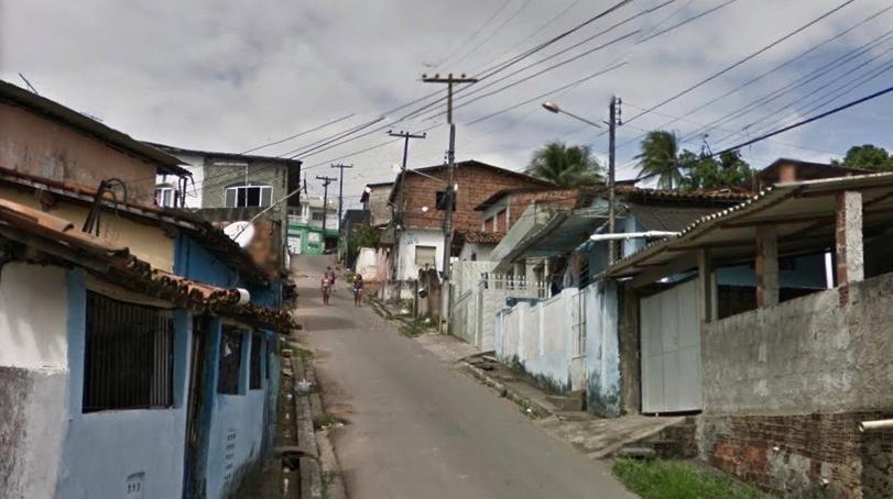 Foto: Reprodução/Google Street View.