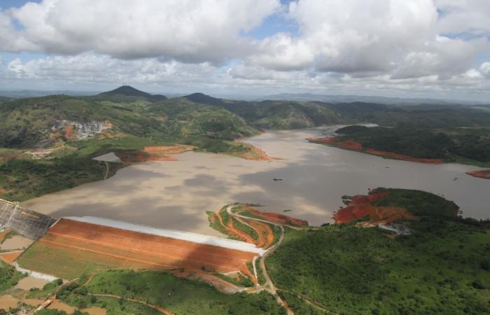 Proposta é que qualquer pessoa tenha acesso aos dados de barragens de todo o país por uma plataforma. Foto: Nando Chiappetta/DP Foto. (Proposta é que qualquer pessoa tenha acesso aos dados de barragens de todo o país por uma plataforma. Foto: Nando Chiappetta/DP Foto.)