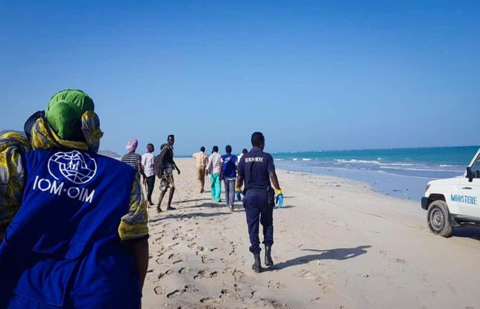 Foto: International Organization for Migration  /AFP