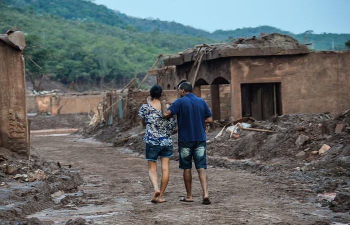 A tragédia de Mariana ocorreu em 5 de novembro de 2015 . Foto: Antônio Cruz/Agência Brasil