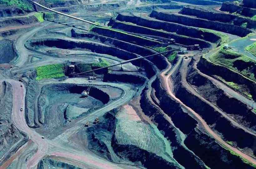 Província mineral de Carajás, no sudeste do Pará, é responsável pela maior parte da produção da companhia. Foto: Reprodução/Internet - 25/7/17