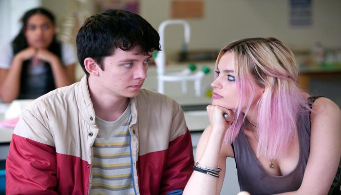 A série estrelada por Asa Butterfield e Gillian Anderson foi vista por mais de 40 milhões de espectadores desde a estreia. Foto: Netflix/Divulgação
