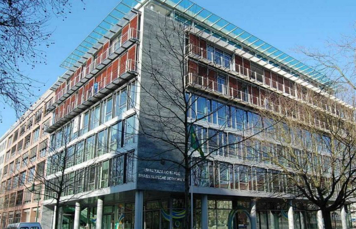 Foto: Site da Embaixada do Brasil na Alemanha
