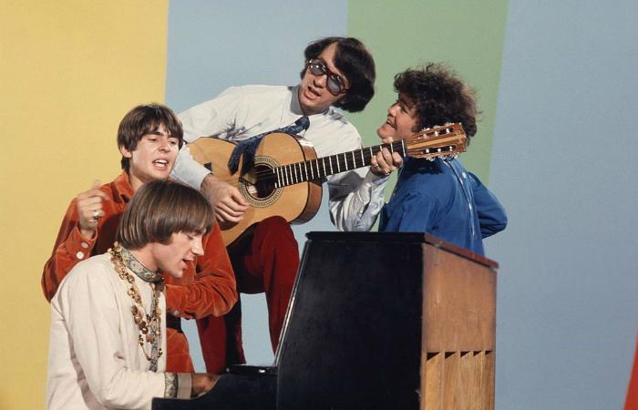 Grupo foi composto por David Jones, Micky Dolenz, Peter Tork e Mike Nesmith. Foto: Internet/Reprodução