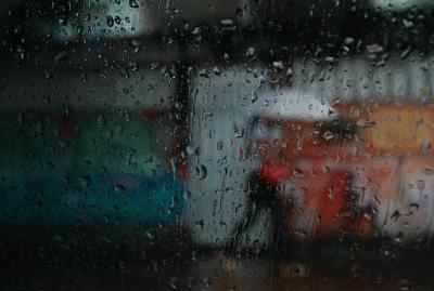 Chuva registrada nesta segunda-feira deve se repetir amanhã. Foto:Ricardo Fernandes/arquivo/DP