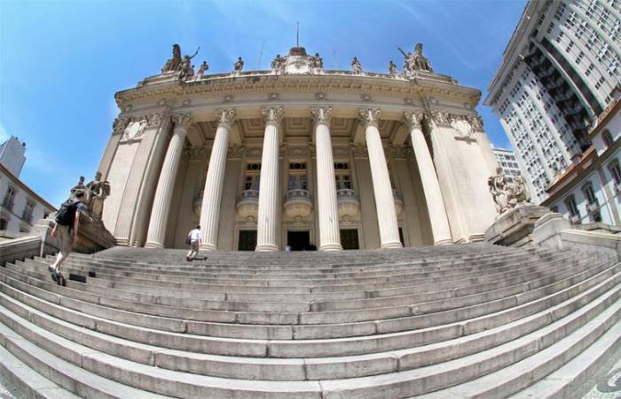 Assembleia Legislativa do Rio de Janeiro. Foto: Divulgação/Alerj