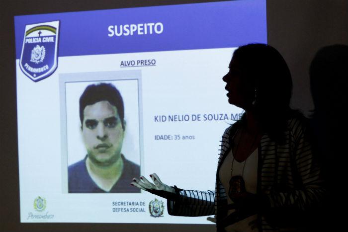 O traumatologista potiguar Kid Nélio graduou-se em medicina em 2009. Foto: Ricardo Fernandes/DP.