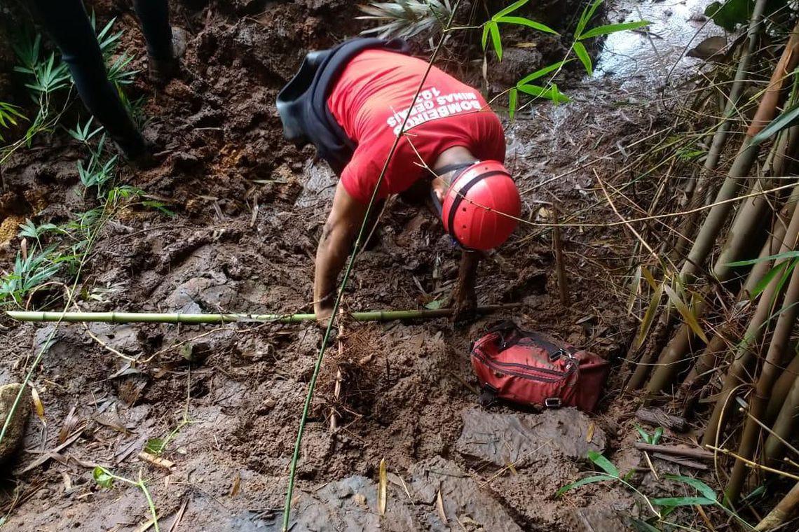O último balanço da Defesa Civil de Minas Gerais aponta 142 mortos na tragédia, sendo que 122 já foram identificados. Foto: Divulgação Corpo de Bombeiros de Minas Gerais