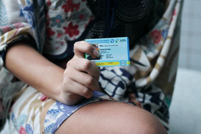 A carteira é confeccionada em até 30 dias corridos. Foto: Thalyta Tavares/Esp.DP.