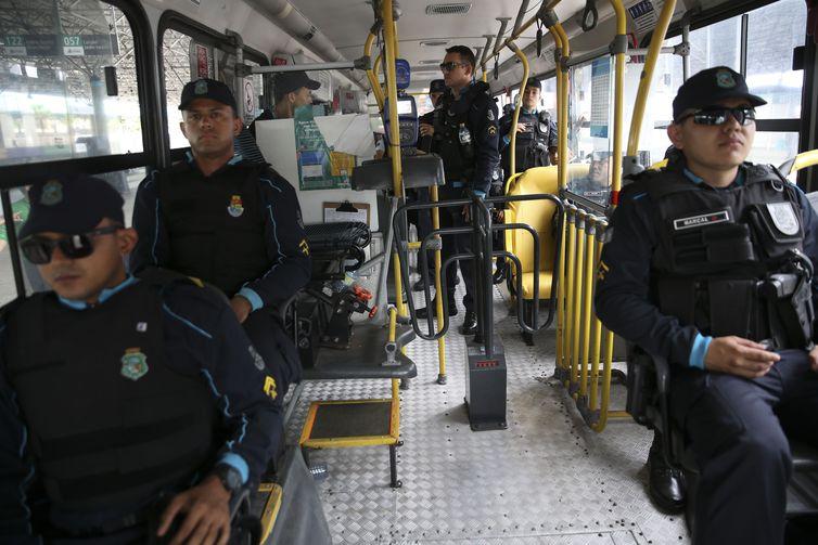 Governo do Ceará pede também que Força Nacional fique mais 30 dias no estado. Foto: Arquivo/Agência Brasil