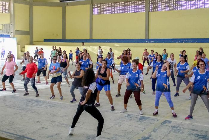 Secretaria Executiva de Esportes e Juventude conta com 12 unidades. Foto: PMO /Divulgação
