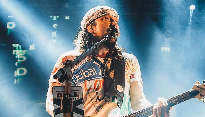Completando 40 anos de carreira, o cantor é uma das atrações da tradicional prévia. Foto: Agência Hangout/Divulgação
