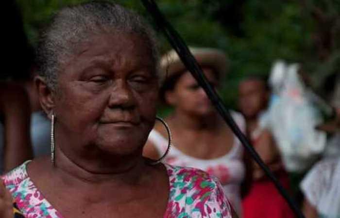 Elisa se recuperava de uma pneumonia no Hospital Santa Casa da Misericórdia, em Santo Amaro. Foto: Reprodução/Facebook