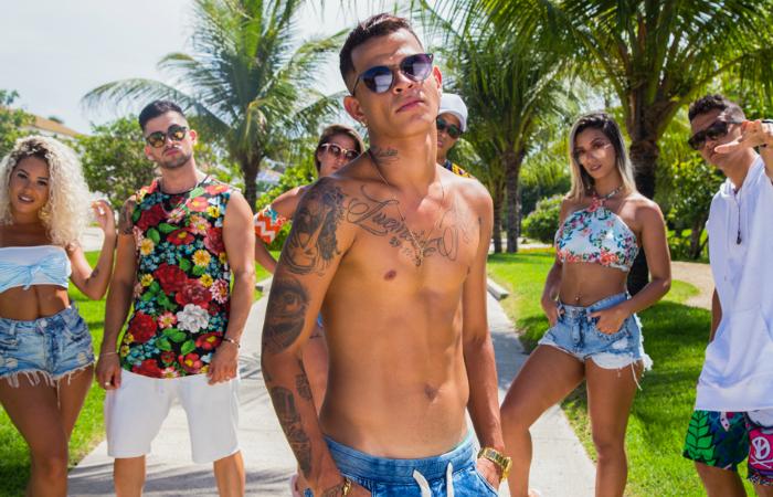 Dadá é dono de hits como De Ladin, Revoltada e Menina da Quadrilha. Foto: KondZilla/Divulgação