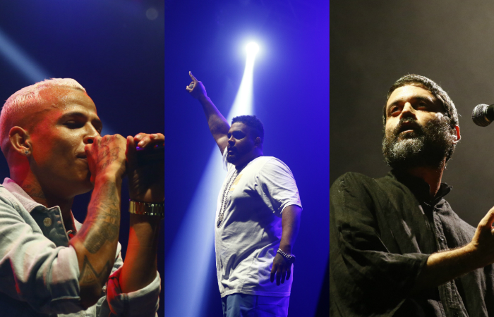 Dadá Boladão, Baco Exu do Blues e Cordel do Fogo Encantado foram algumas dos destaques do evento. Foto: Marlon Diego/Divulgação