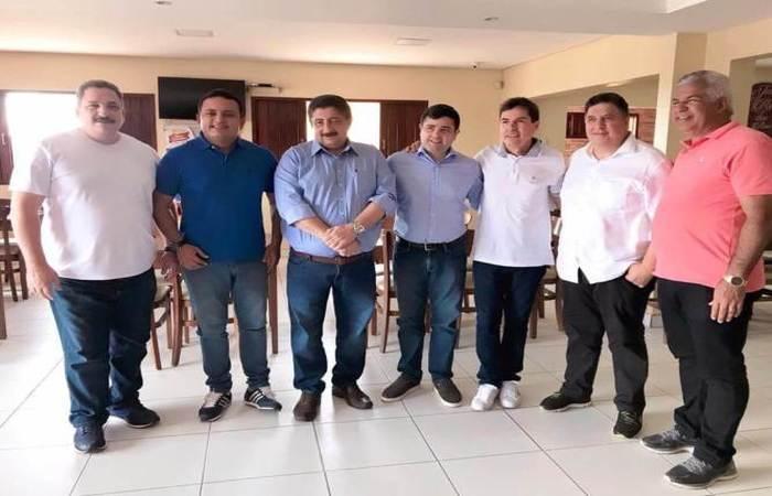 Gravatá foi escolhida a sede do encontro de parlamentares municipais após reunião no último sábado (Foto: Divulgação / Assessoria UVP)