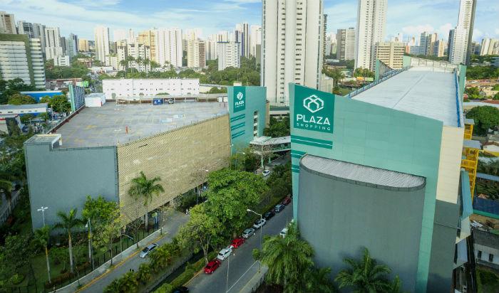 Corpo de Bombeiros foi ao local. Praça de alimentação reabriu às 15h. Foto: Divulgação
