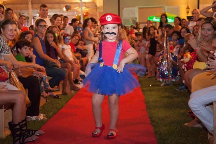 Criançada pode participar do Concurso de Fantasias. Foto: Divulgação