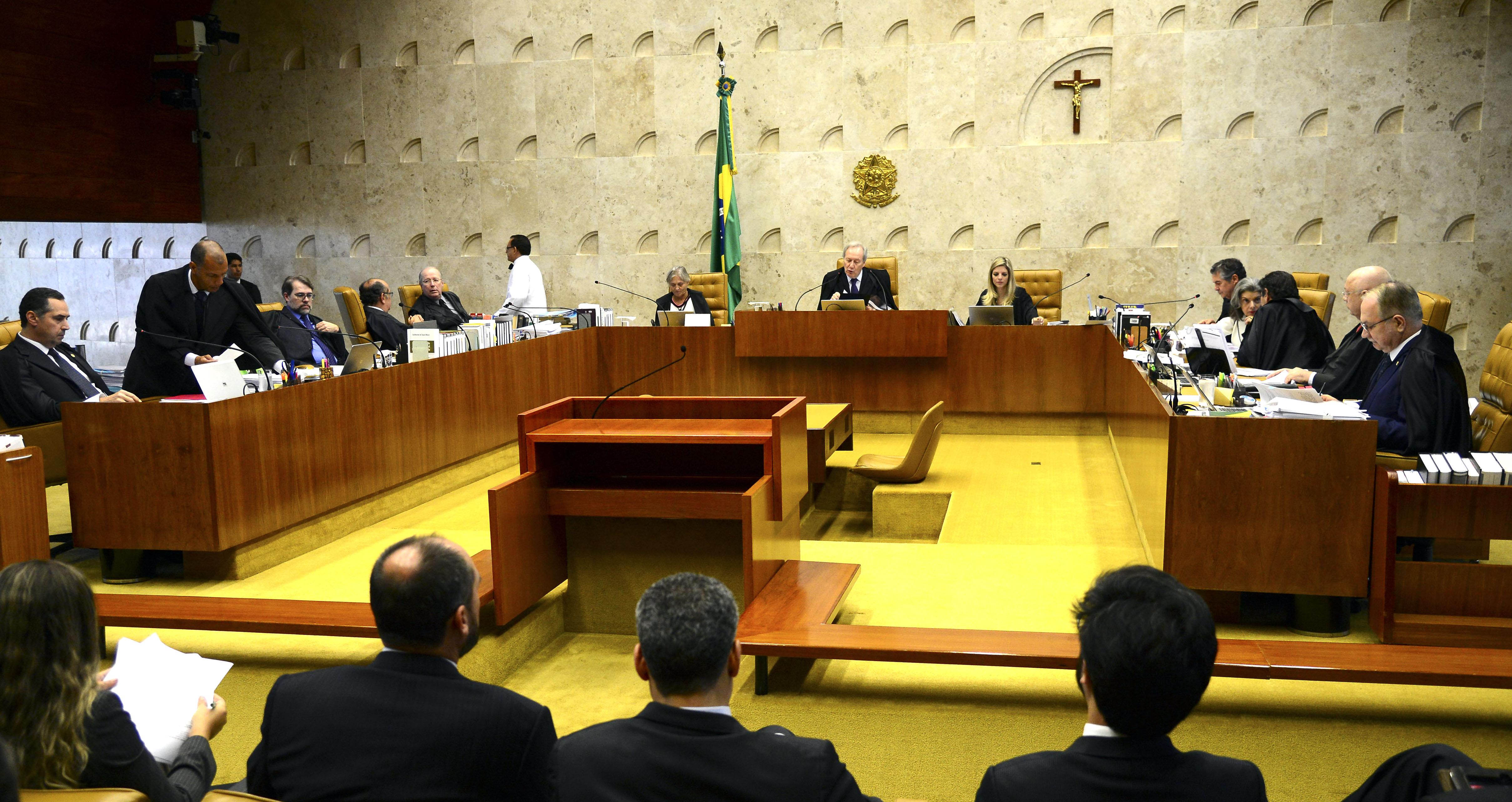 A entidade ouviu quatro mil juízes, entre os quais ministros de tribunais superiores e do próprio Supremo. Foto: José Cruz/Agência Brasil